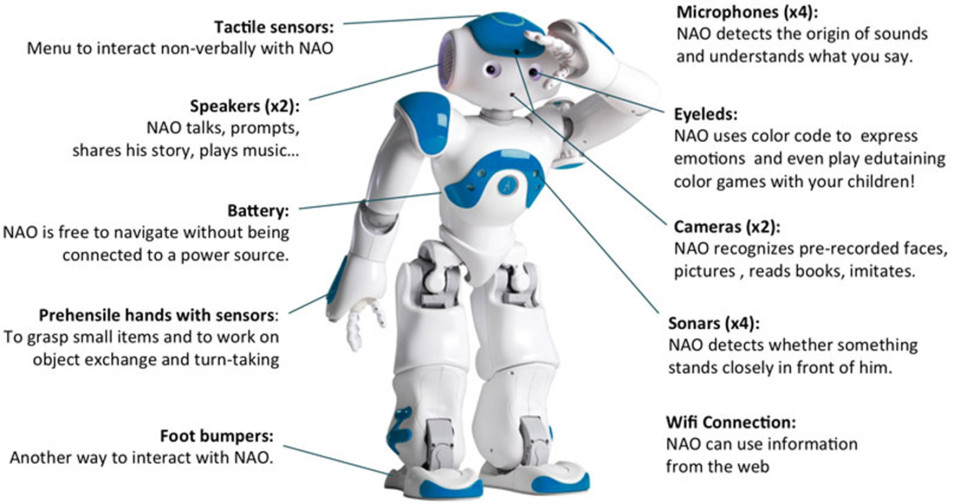 features of nao
